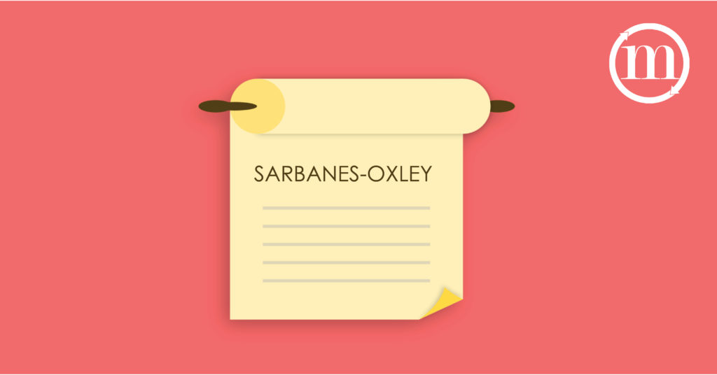 SOX Compliance Chicago Staffing and Recruiting Marco & Associates Sarbanes Oxley